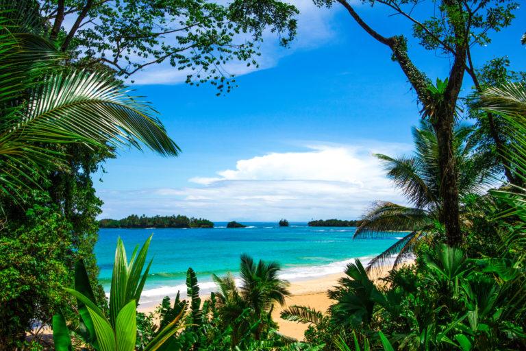 Panama Caribbean Beaches