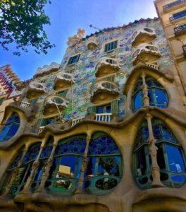 Barcelona Guadi 4