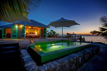 Belize Cayo Espanto Luxury Travel