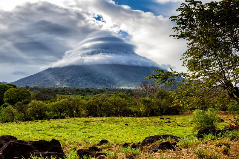 Volcan Concepcion on Ometepe Island