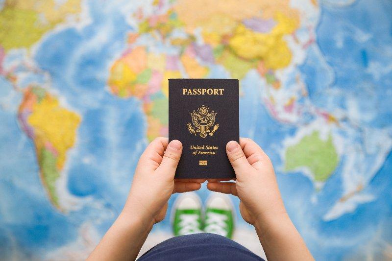 Kids Passports