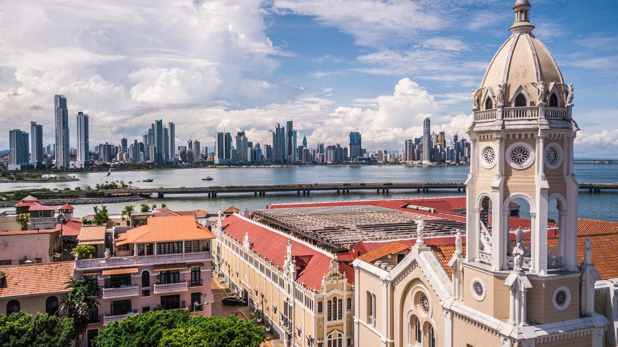 Panama old and new