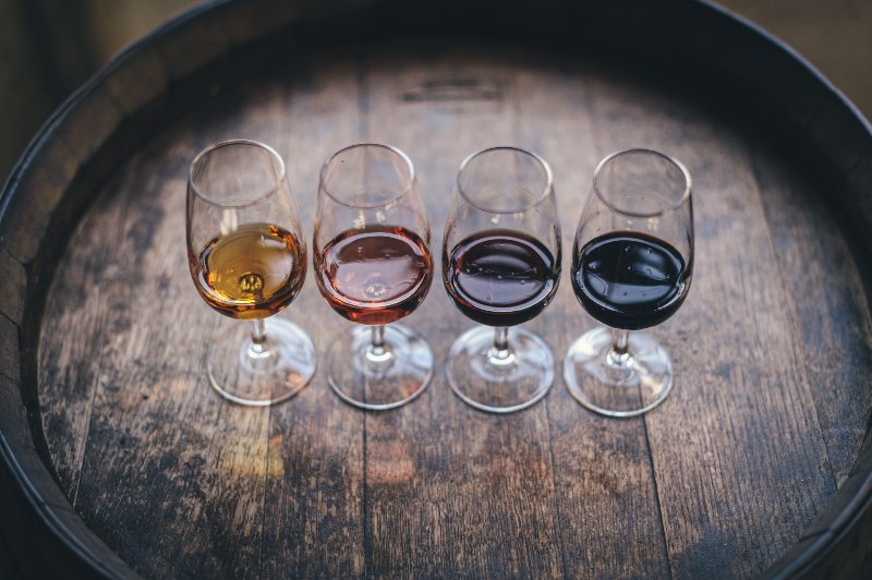 Portugal offers a wonderful range of wines and ports